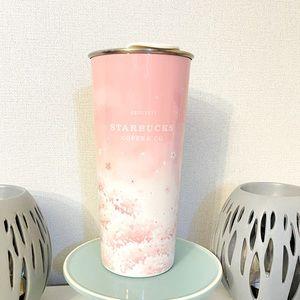Starbucks Cherry Blossoms SS tumbler